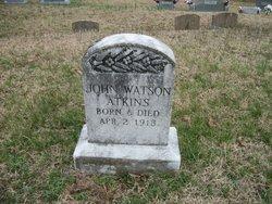 John Watson Atkins
