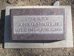 John Oswald Abbott, Jr
