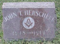 John Todd Herschell