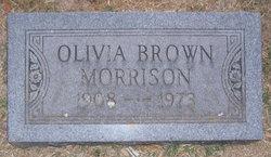 Emma Olivia <i>Brown</i> Morrison