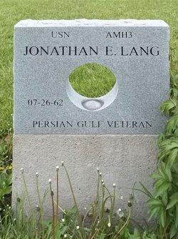 Jonathon E Lang