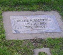 Bessie Alfaretta <i>Trollpe</i> Anderson