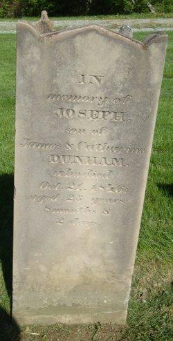 Joseph Dunham