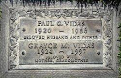 Paul G Vidas