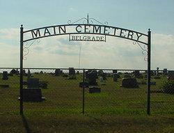 Main Cemetery