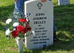 John Andrew Deuley