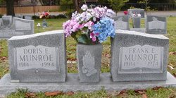 Doris Elizabeth Munroe