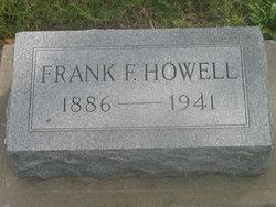 Frank F Howell