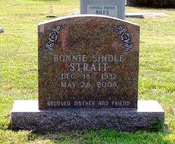 Bonnie <i>Sindle</i> Strait