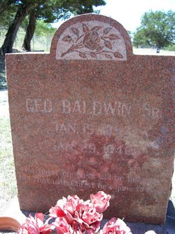 George Washington Baldwin, Sr