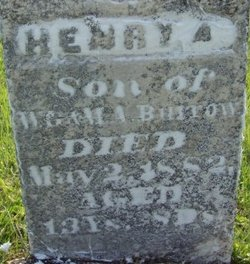 Henry S Burrow