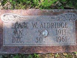 Bearl W. Aldridge