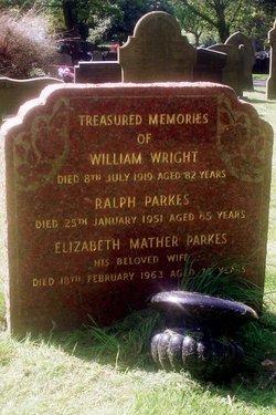 Elizabeth <i>Mather</i> Parkes