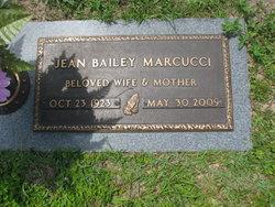 Jean <i>Bailey</i> Marcucci