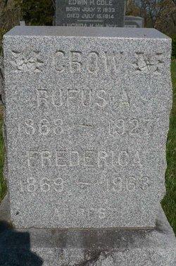 Rufus Allen Crow