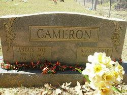 Birdie <i>Cole</i> Cameron