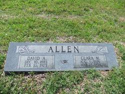 Clara Mae <i>Williamson</i> Allen