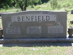 Hazel Kathleen <i>Starnes</i> Benfield