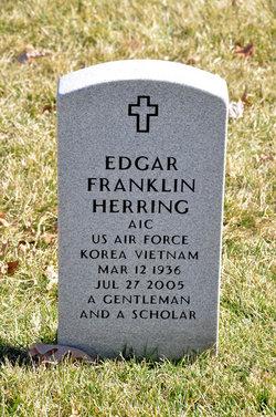Edgar Franklin Herring