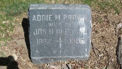 Addie M. <i>Brown</i> Bley