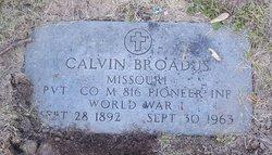 Calvin Broadus