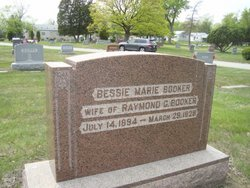 Bessie Marie <i>Stacy</i> Booker