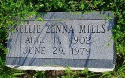 Nellie Zenna Mills