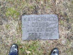 Catherine <i>Duncan</i> Dobbs