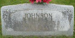 Benona R. Ben Johnson