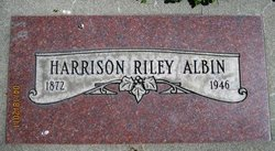 Harrison Riley Albin