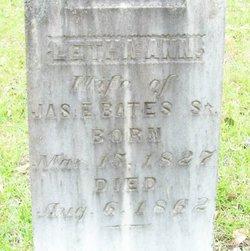 Althea Ann Letha <i>Frith</i> Bates