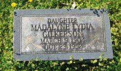 Madalyne Lydia Gilkerson