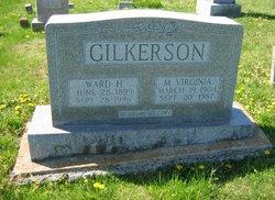 Mary Virginia <i>Burgess</i> Gilkerson