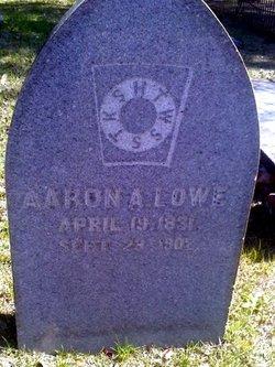 Aaron A. Lowe