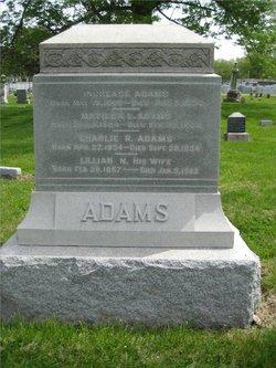 Lillian Neville <i>Kidwell</i> Adams