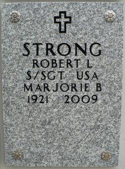 Marjorie Margie <i>Brownlow</i> Strong