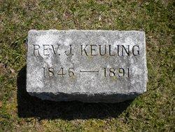 Rev J. Keuling