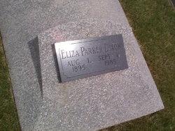 Eliza Cooper <i>Parker</i> Dixon