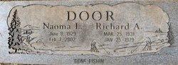 Naoma Lou <i>Stellman</i> Door