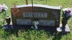 Ola Faye <i>Burgin</i> Bennett