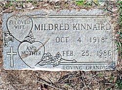 Mildred Kinnaird