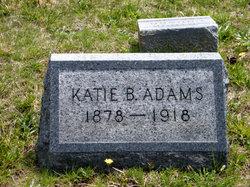 Katie <i>Broome</i> Adams