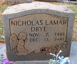 Nicholas Lamar Drye