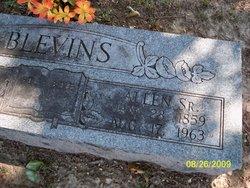 Allen Blevins, Sr