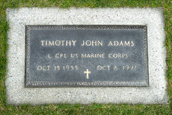 Timothy John Adams
