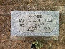 Hattie Lou <i>Cocke</i> Buttler