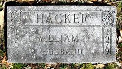 William Frederick Hacker, Jr