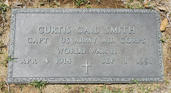 Curtis Gail Smith