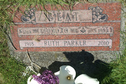 Ruth Blanche <i>Parker</i> Beat