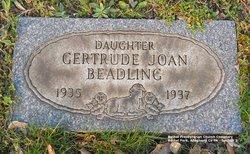 Gertrude Joan Beadling